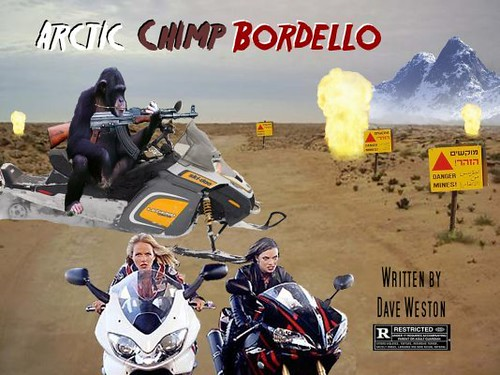 Arctic Chimp Bordello