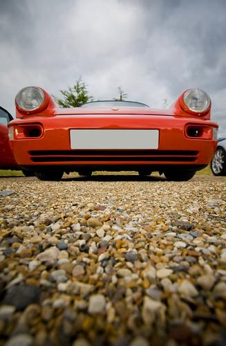 Porsche 964 eyes
