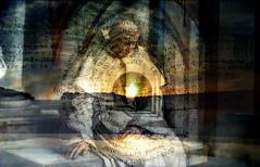 Meister Eckhart (h.koppdelaney) Tags: art digital self ego symbol spirit picture monk philosophy christian age mind soul mystik meditation wisdom middle spiritual enlightenment mythology kabbala mystic psyche alchemy symbolism contemplation psychology archetype eckhart realisation meister denken weisheit mystica cgjung unio gegensätze erkenntnis alchimie transpersonal intellekt vereinigung dualität hourofthesoul bewusstein koppdelaney
