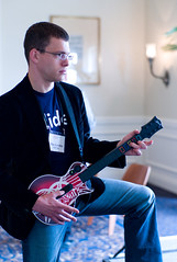 Max Levchin the Guitar Hero