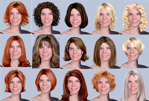 popular hairstyles 2008?