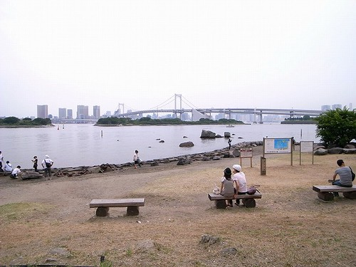 RainbowBridge in Daiba