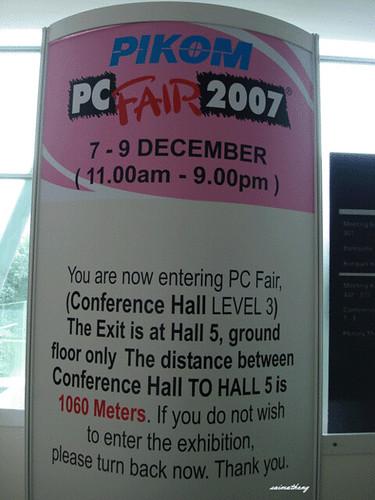 Pikom PC Fair 2007