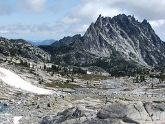 Prussik Peak over the upper Enchantments