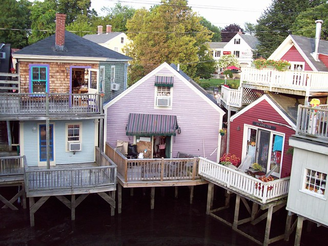 A Low Cost Getaway to Kennebunkport, Maine