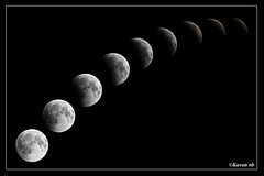 Lunar eclipse (kavan.) Tags: sky moon night canon eclipse iran space astronomy iranian lunar kurdistan kavan kordestan 400d 70200lf4is