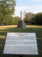 Meriwether Lewis Grave (1)