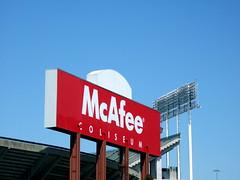 McAfee Coliseum