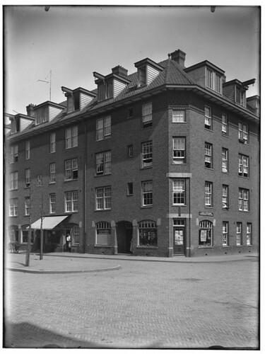 Oost - Laing's Nekstraat 1932