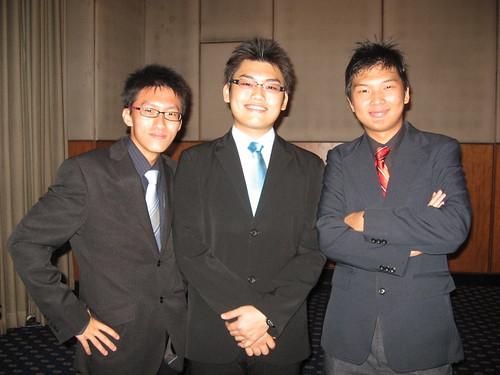 Chin Wei, Siu Cheng, me