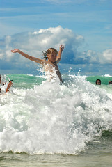 Biscarosse plage 1 (Pixelkids) Tags: france frankreich meer wasser wellen atlantik biscarosseplage flickraward