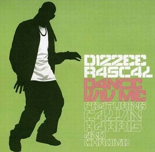 你拍攝的 Dizzee Rascal and Calvin Harris - Dance Wiv Me。
