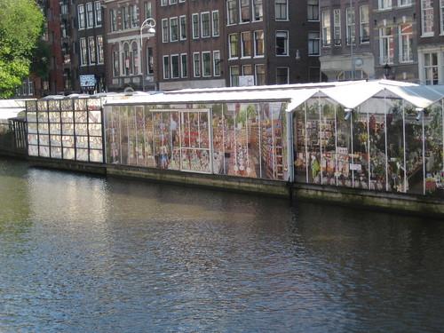 Amsterdam - Bloemenmrkt