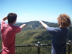 Over There (- MattW -) Tags: new travelling zealand backpacking northisland kiwi coromandel pinnacles coromandelpeninsula