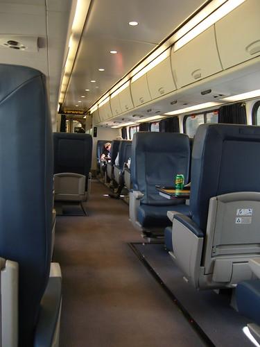 USA Amtrak Rail Journey From Boston To New York To Washington DC