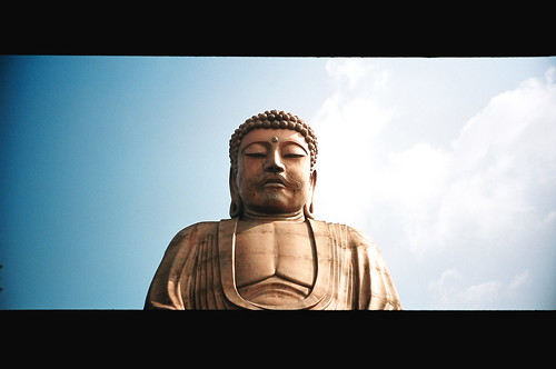 Great image of buddha /大仏