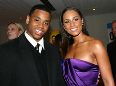 mike from the wire & alicia keys