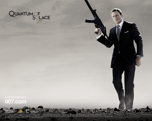 Quantum Of Solace Wallpaper. Quantum of Solace - James