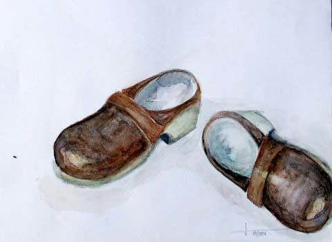 Clogs, by Jackie