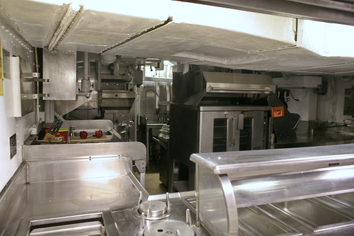 Wardroom Galley