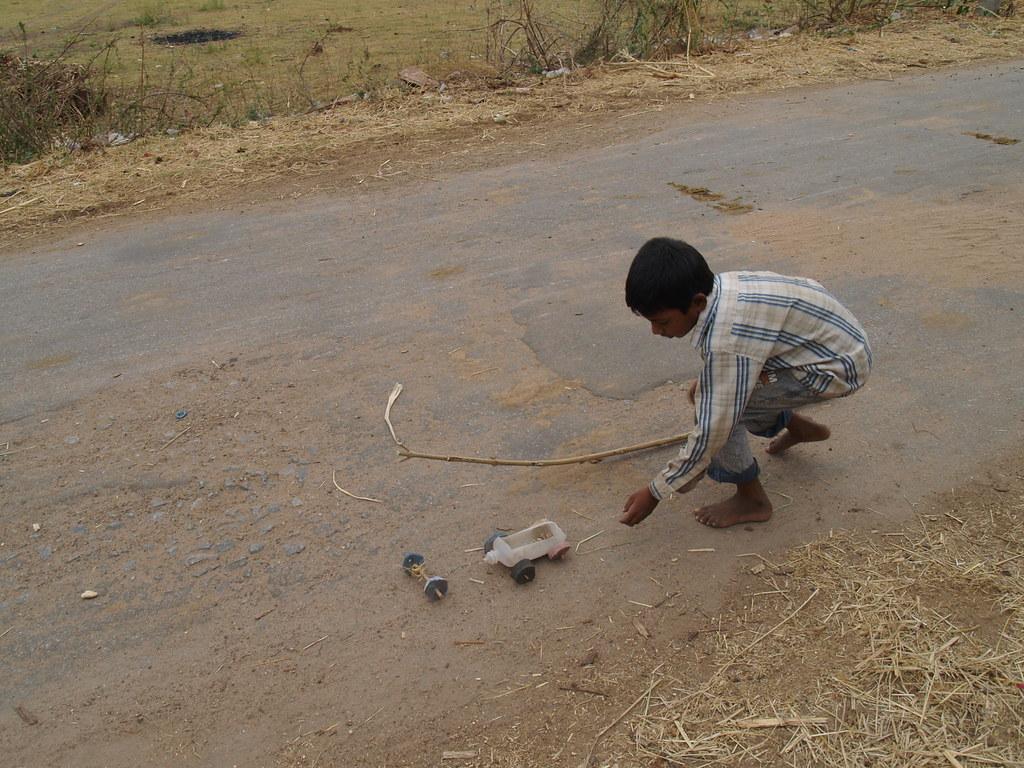 wroooooooom..... The Hot Wheels of India....