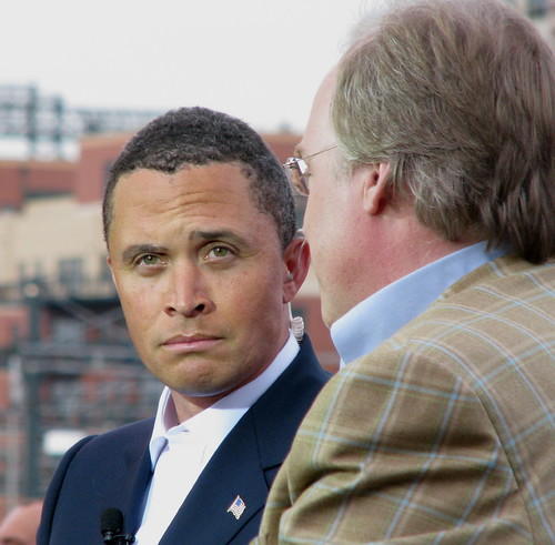 Harold Ford Jr and Mike Murphy
