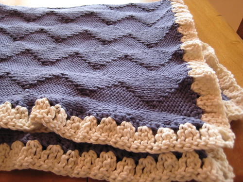 purple diamond blanket