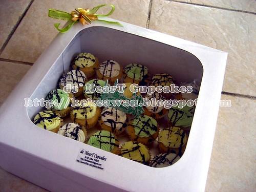 Aidilfitri Cupcakes Gift