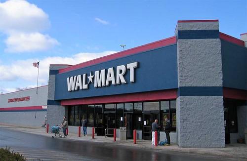 Wal-Mart Music Store Kills DRM