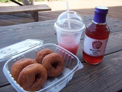 Cider Dougnuts