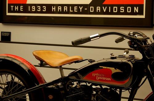 Harley- 1933
