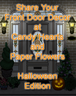 Front Door Decor Halloween