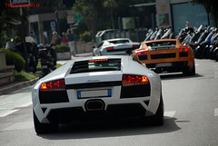 Lamborghini LP640, Gallardo Superleggera & LP560-4 (Julien Rubicondo Photography - julienrubicondo.com) Tags: trees red orange money black paris green yellow club night silver de gold grey hotel 1 switzerland bay spider italia suisse fiat tag wheels s ferrari casino spyder montecarlo monaco uboat diablo carlo sebring monte gt rims prada filet lamborghini scuderia serie maserati vt gallardo heuer f430 roadster murcielago miura htel 60l affolter mythe lp640 lp640roadster
