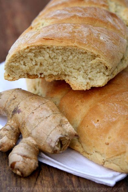 Pane allo zenzero - Ingwerbrot- Gingerbread