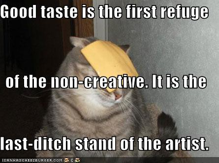 Postmodern Philosophy Lulz #04 - Marshall McLuhan & A Cat With Cheese On Its Face
