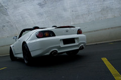 _MG_6070 (tomsstudio) Tags: car night honda tunnel automotive s2000