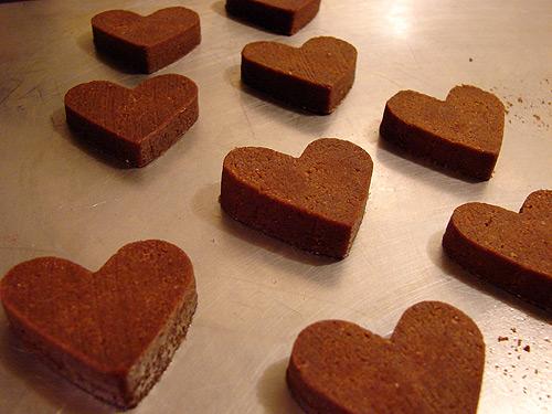 heart dough