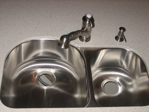 Overmount Farm Sink : ... am going to love this sink the sink looks so much better installed
