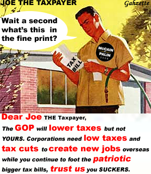 GOP Tax Cuts