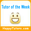 Be the Tutor of the Week on HappyTutors Blog