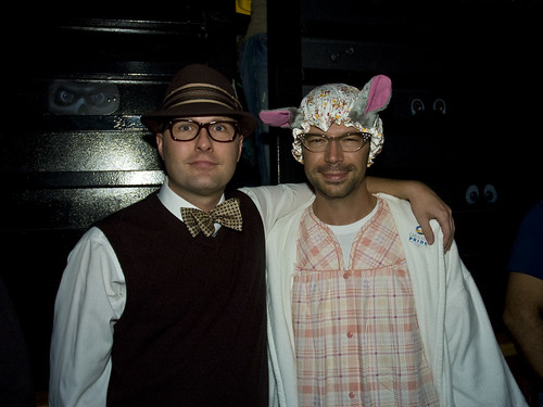Halloween on Cedar Springs