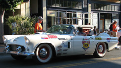 1956 Ford Thunderbird #99 (30th) 2 (Jack Snell - USA) Tags: ca old bird classic ford race vintage t antique great guard racing historic national 99 oldtimer 30th 1956 veteran thunderbird vallejo racer tbird