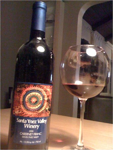 Santa Ynez Valley Winery Cabernet Franc