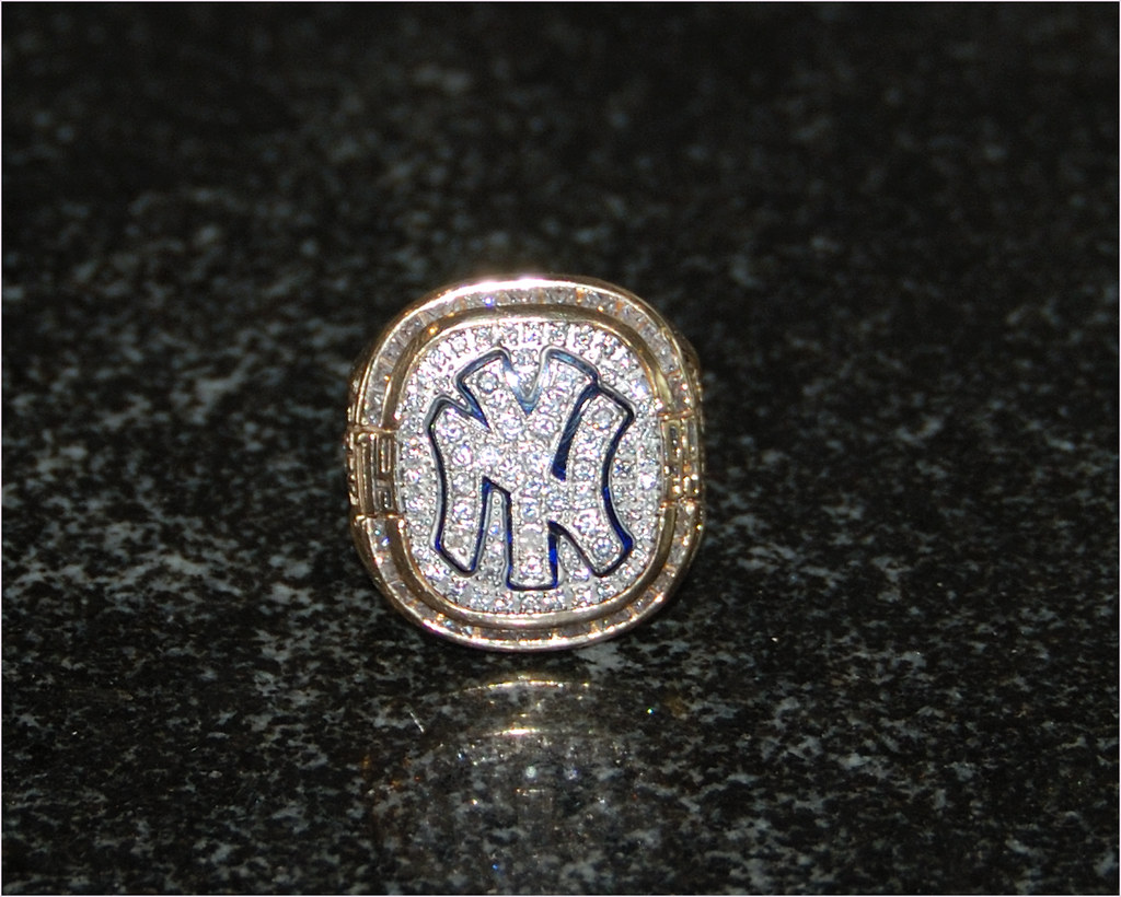 NY Yankees World Series Ring
