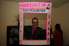 Again (Accidents Will Happen) Tags: halloween costume 2008 october31 perezhilton perezhiltoncom