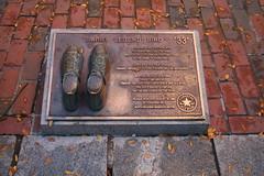 city travel cambridge boston plaque ma downtown massachusetts charlesriver arts newengland fenway mass beantown larrybird cityscene capitolcity greaterboston