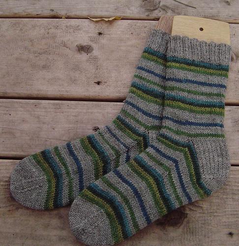 Sock #19 (52 Sock Challenge)
