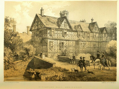 005- Pitchford Hall-Shropshire- Epoca Enrique VIII