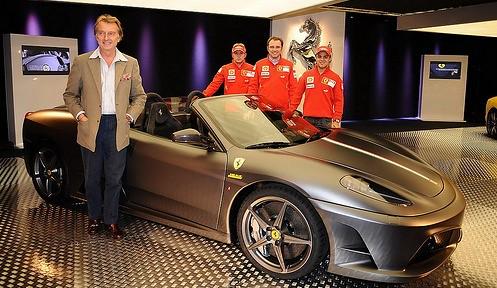 Ferrari lanceert nieuw racemonster