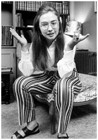hillary clinton young pictures. hilary clinton